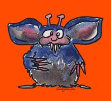 Funny Cartoon Monstar 028 Kids Tee