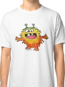 Funny Cartoon Monstar 030 Classic T-Shirt