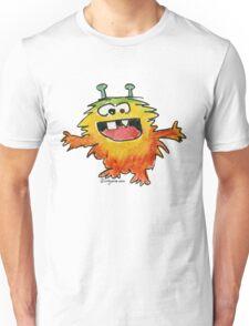 Funny Cartoon Monstar 030 Unisex T-Shirt