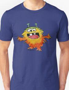 Funny Cartoon Monstar 030 T-Shirt
