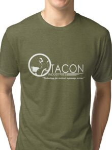 Otacon Industries Tri-blend T-Shirt
