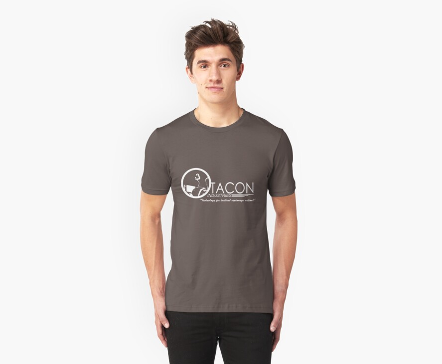 Otacon Industries by TeeKetch