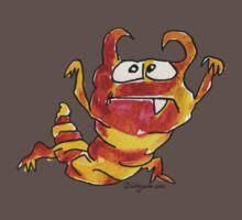 Funny Cartoon Monstar 031 Kids Clothes