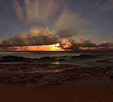 Better than any sunrise_Turimetta Beach by Sharon Kavanagh