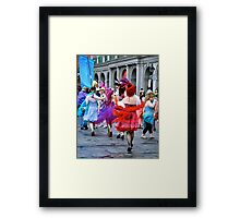 New Orleans Framed Print