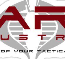 MARS Industries Base Logo Sticker