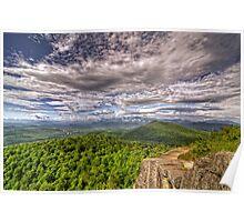 Adirondacks - Pokamoonshine Mountain Poster