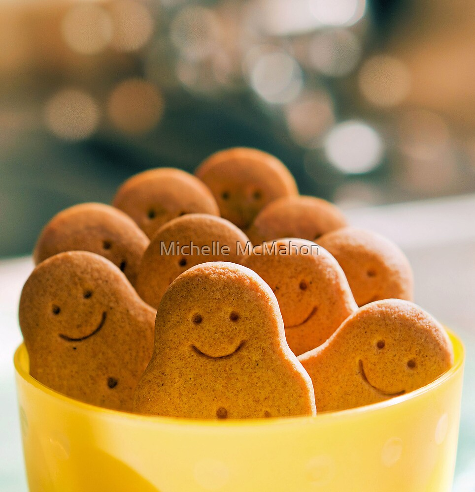 pot of smiles.. by Michelle McMahon