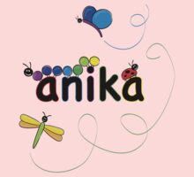 anika w bugs One Piece - Long Sleeve