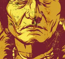 Trust The Government Sitting Bull Sticker
