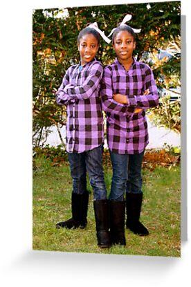 The Twins by Khali