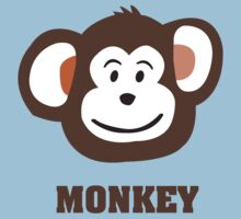 Monkey See Monkey Do Kids Clothes