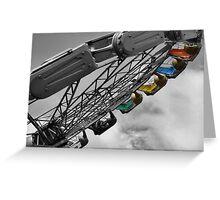 Luna Park - St Kilda, Victoria Greeting Card
