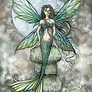 """From Sea to Sky"" Mermaid Fairy Art by Molly Harrison by Molly  Harrison"