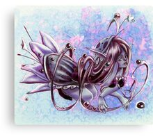 Dewdrop Elf Canvas Print