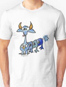 Funny Cartoon Monstar 033 T-Shirt