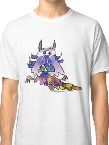 Funny Cartoon Monstar 037 Classic T-Shirt