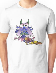 Funny Cartoon Monstar 037 Unisex T-Shirt