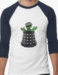 DavrOscar Men's Baseball ¾ T-Shirt