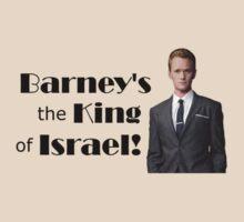 Barney's the King! T-Shirt