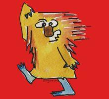 Funny Cartoon Monstar 044 Kids Clothes