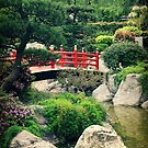 Japanese Garden by Caroline Fournier