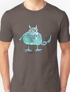 Funny Cartoon Monstar 045 Unisex T-Shirt