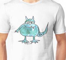 Funny Cartoon Monstar 045 Unisex T-Shirt