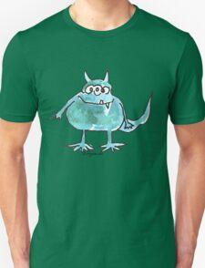 Funny Cartoon Monstar 045 T-Shirt