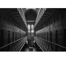 Old Melbourne Gaol Photographic Print