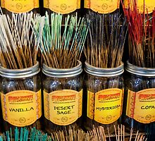 Wildberry Incense by phil decocco