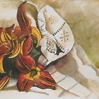 J.L. Marotta's 'Day Lillies' by Art 4 ME