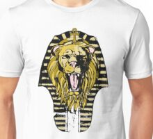 egyptian lion Unisex T-Shirt