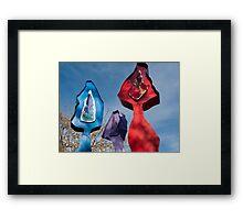 Sedona Whimsey Framed Print