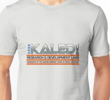 KALED Inc. logo Unisex T-Shirt