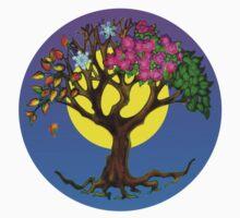 four seasons tree by aphotica