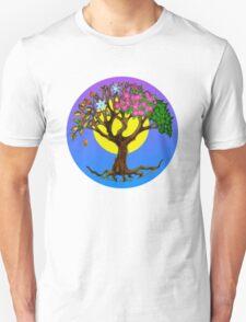 four seasons tree T-Shirt