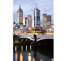Melbourne CBD Photographic Print