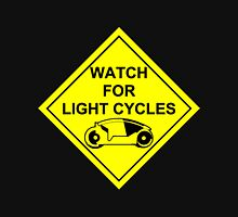 Watch For Light Cycles Unisex T-Shirt