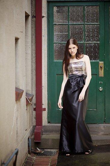 Silk Skirts & Stucco by earthairfire