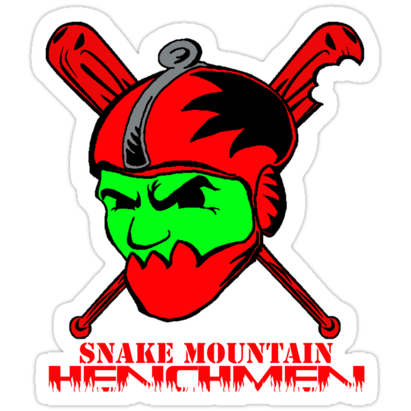Snake Mountain Henchmen by MightyRain