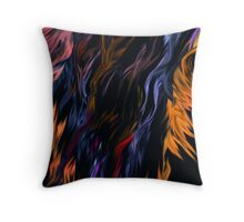 Earth, Wind and Fire.. Throw Pillow