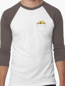 Pocket Jake Men's Baseball ¾ T-Shirt