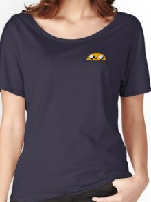 Pocket Jake Women's Relaxed Fit T-Shirt