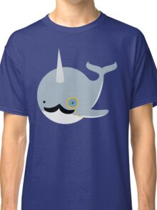 Sir Narwhal Classic T-Shirt