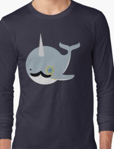 Sir Narwhal Long Sleeve T-Shirt