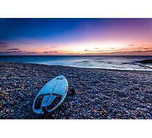 The Surfboard Photographic Print