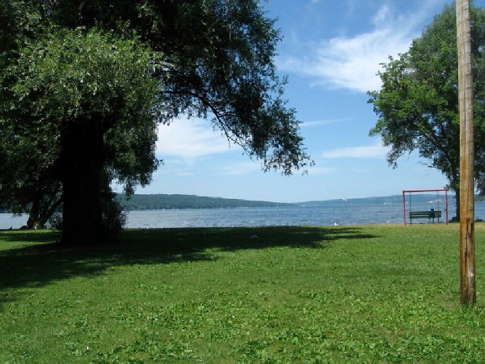 Seneca Lake, New York, Summer 2009 by BagLady