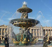 Fontaine de la Concorde by missmrg