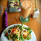 Lunch in Ubud by YogiColleen